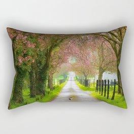 thou shall not pass Rectangular Pillow