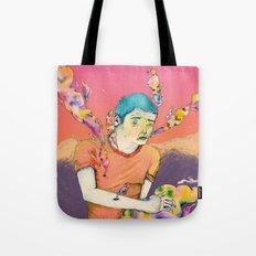 Self-cooker Tote Bag