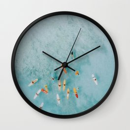 float x Wall Clock