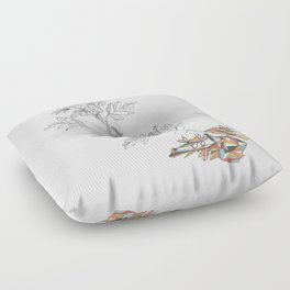 Agrion Floor Pillow