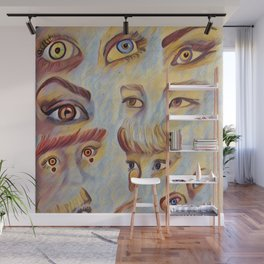 a lifelong obsession Wall Mural