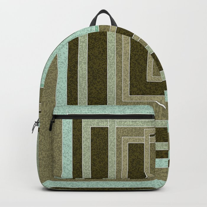 Abstraction . Geometric shapes . 1 Backpack