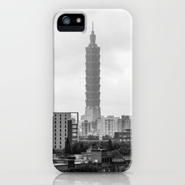 Taipei 101 iPhone Case