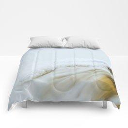 Muskrat Falls in Winter  Comforters