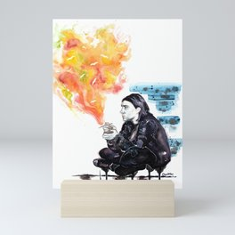 The Spirit Mini Art Print