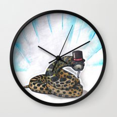 Ssssseriously Wall Clock
