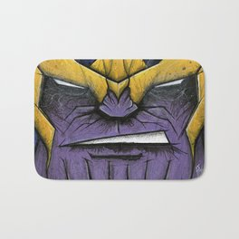 The Mad Titan Bath Mat