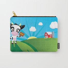CowMoo Carry-All Pouch