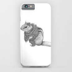 The Chipmunk- Feathered Slim Case iPhone 6s
