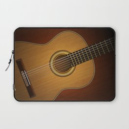 Classic Guitar Laptop Sleeve