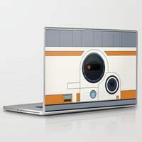 boob Laptop & iPad Skins featuring BB-8 by dudsbessa
