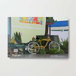 Put-in-Bay Wheels- horizontal Metal Print