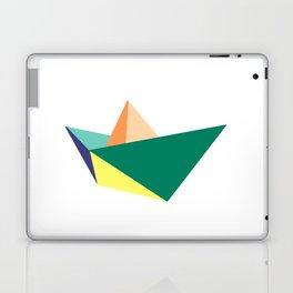 Fune, original colours on white Laptop & iPad Skin
