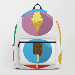 I scream 4 Ice Cream Backpack