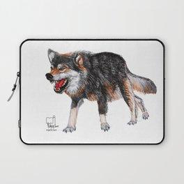wolf 3  Laptop Sleeve