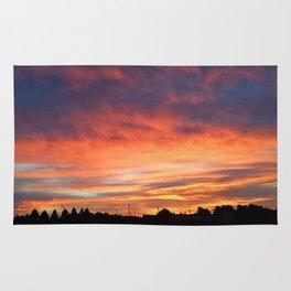 October Sunrise Rug