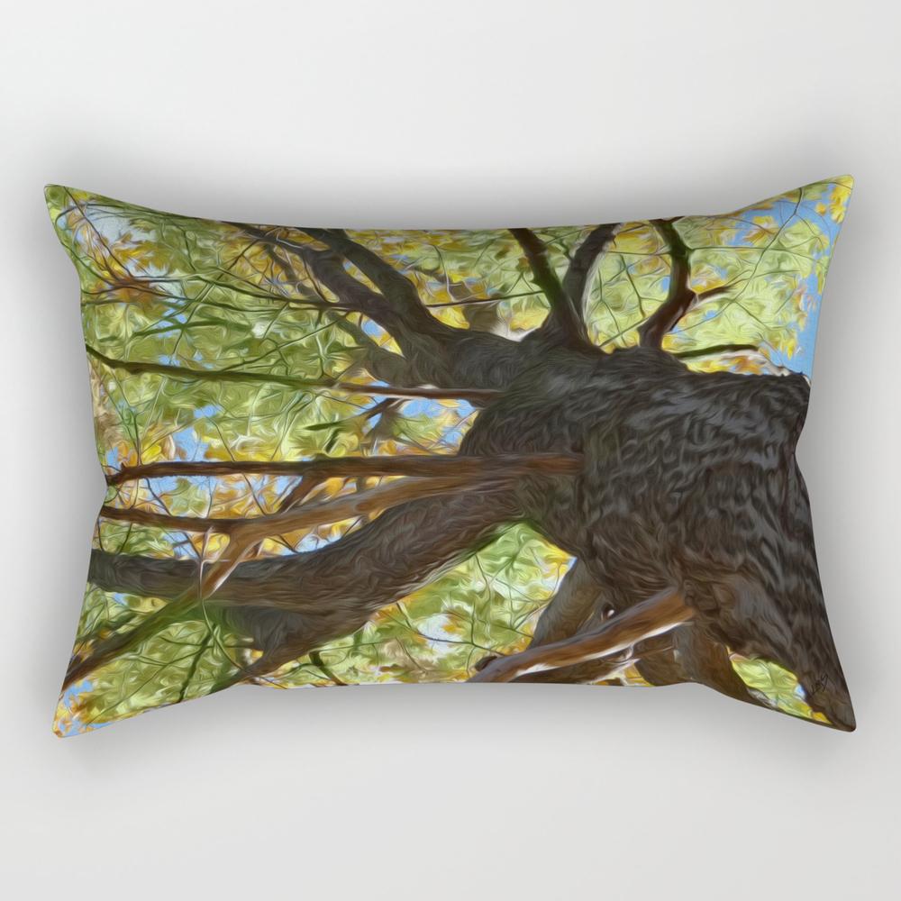 The Mighty Oak Rectangular Pillow RPW8279452