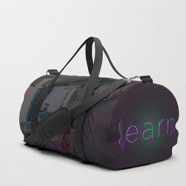 Learn / Listen Duffle Bag