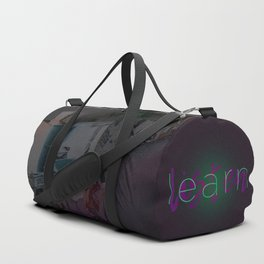 Learn / Listen Duffle Bag