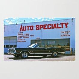 Auto Specialty shop Rug