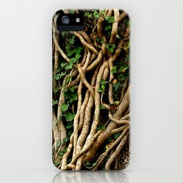 Laced! iPhone Case