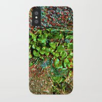 plant iPhone & iPod Cases featuring plant by ebdesign