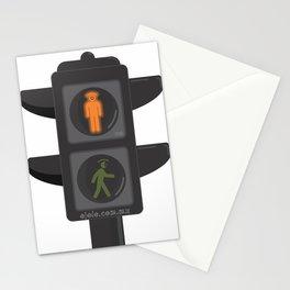 stre[y]et light Stationery Cards