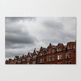 London - Knightsbridge Canvas Print