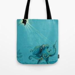 Kite Manta Tote Bag