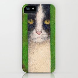 Loneliness iPhone Case