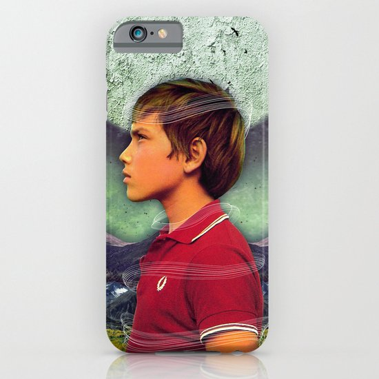 Boy iPhone & iPod Case
