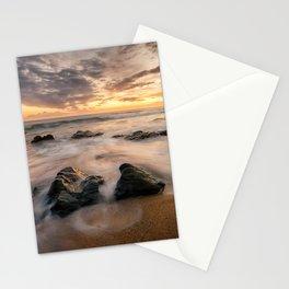 Kinnagoe Bay   Ireland  (RR80) Stationery Cards