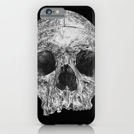 Cranium A BL iPhone Case