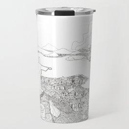 Rio di Janeiro Travel Mug
