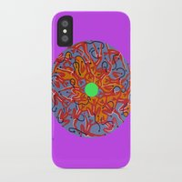 hell iPhone & iPod Cases featuring Hell by Sandyshow