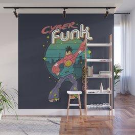 Cyber Funk! Wall Mural