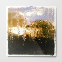 Rainy Day 2 Metal Print