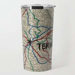 Terminus Map Travel Mug