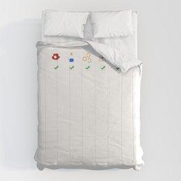 Full Coverage Comforters