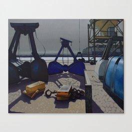 St-Malo Canvas Print
