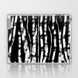 CURVY BIRCH TREE Laptop & iPad Skin
