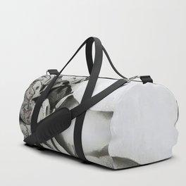 Man's Best Friend Duffle Bag
