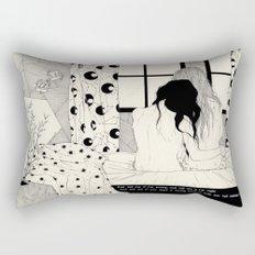The Tell Tale Heart Rectangular Pillow