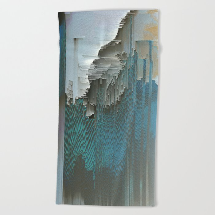 slvrlnng Beach Towel