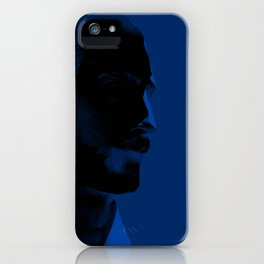 L'homme - midnight iPhone Case