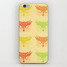 Owl Tribe iPhone & iPod Skin