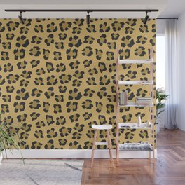 Leopard Print - Wild Anmals skin Wall Mural