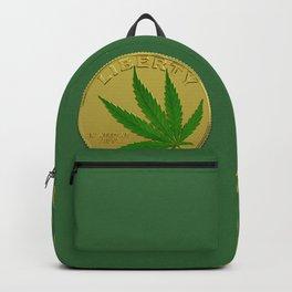 In Weed We Trust! Backpack