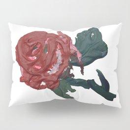 Red Rose Pillow Sham