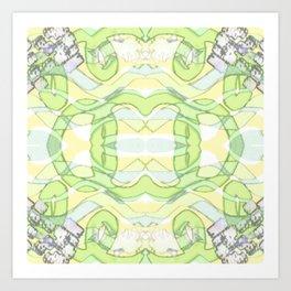 Mamacita - Green Art Print
